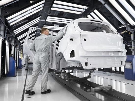 Намощностях ГАЗа возобновилась сборка авто Фольксваген иSkoda