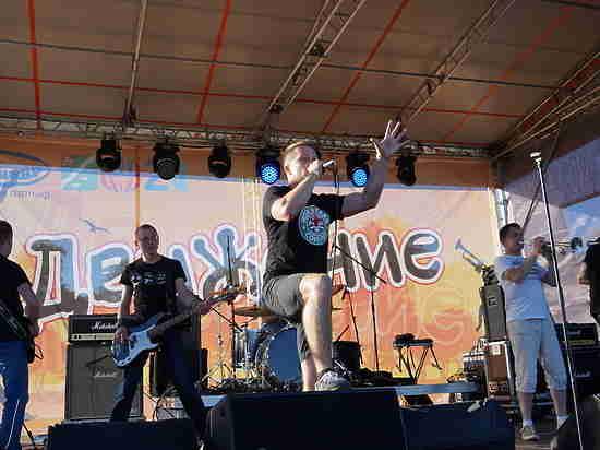 Самая громкая ска-панк группа из Петербурга
