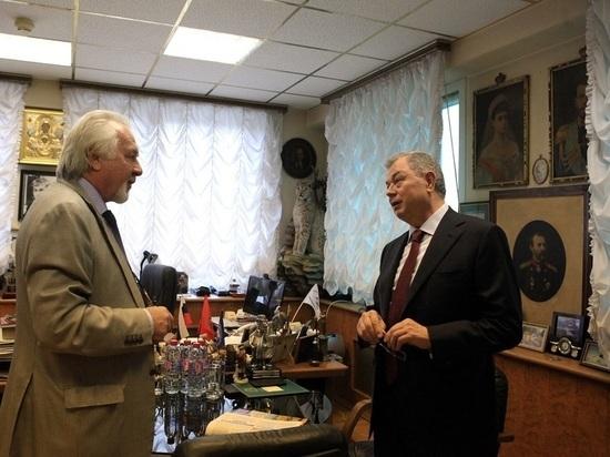Калужский губернатор посетил редакцию издательского дома