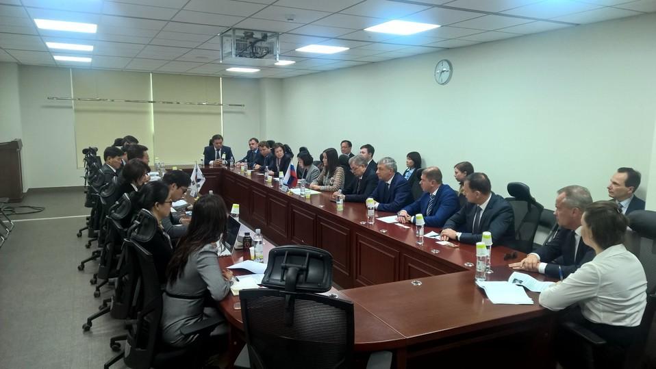 ВЮжной Корее представят инвестиционный потенциал регионов РФ