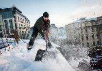 Ужесточены требования к очистке столичных крыш