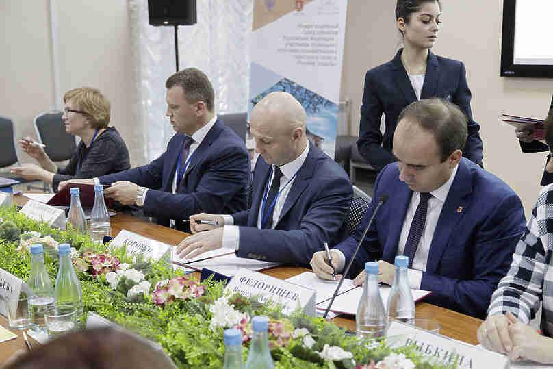 ВТуле состоялся съезд регионов-участников туристического проекта «Русские усадьбы»