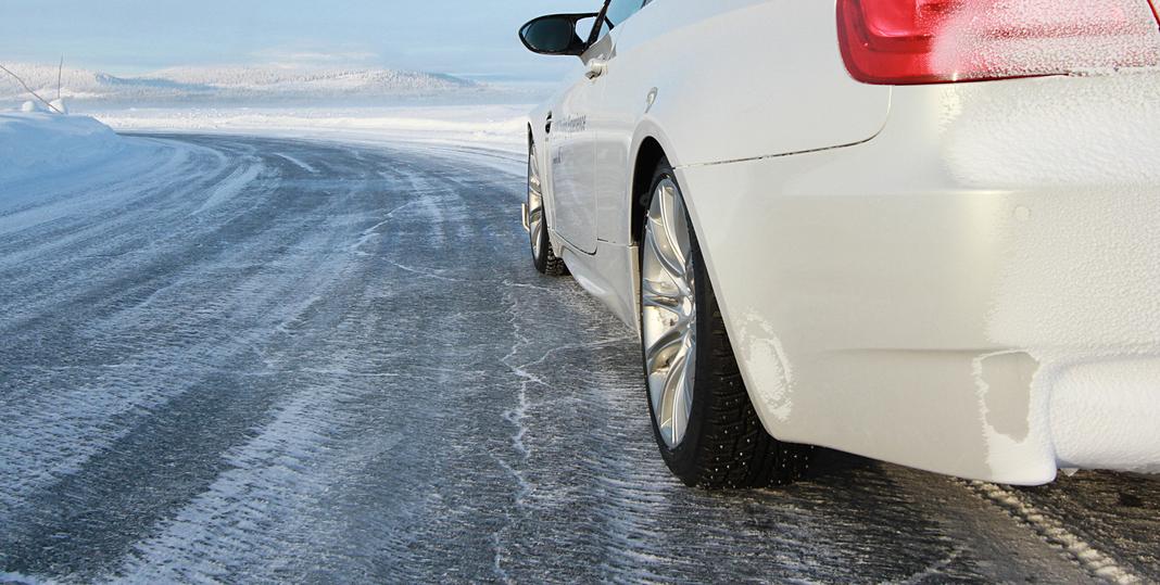 Калужских водителей просят снизить скорость из-за гололедицы