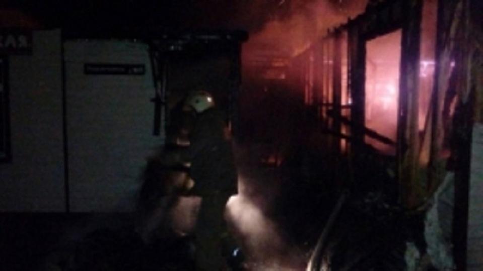 Семь человек погибли впожаре вКалужской области