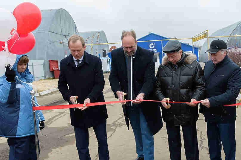 ВКалужской области открылась ферма повыращиванию белой креветки