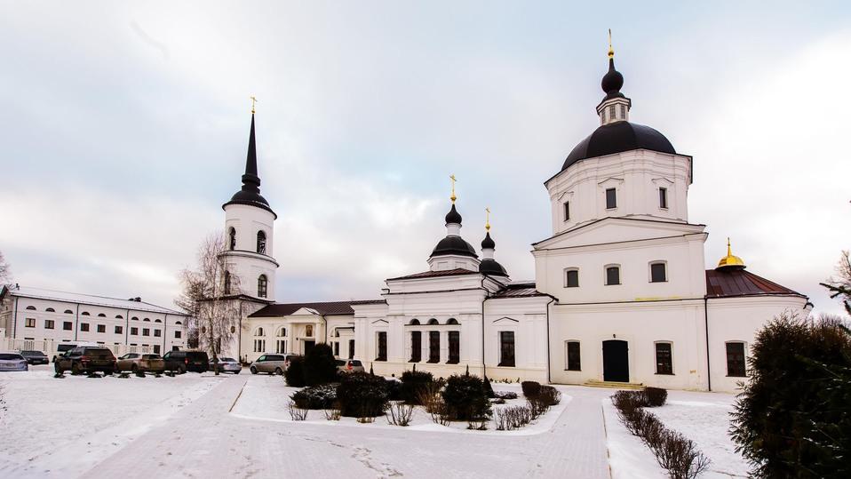 Новый женский монастырь открылся вКалуге