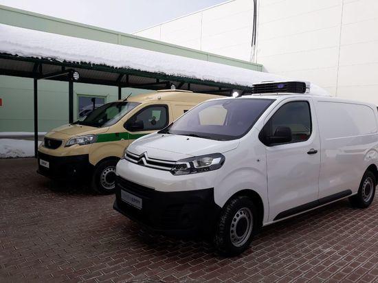 ВКалуге начали собирать фургоны Peugeot и Citroen