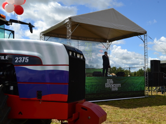 РСХБ в Калужской области с начала 2018 года выдал  сельхозпредприятиям МСБ 95 млн рублей на посевную